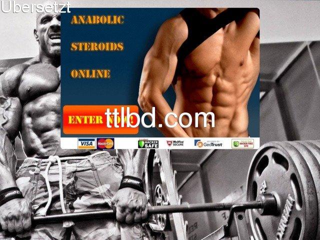 Kaufen Sie anabole Steroide Billig online
